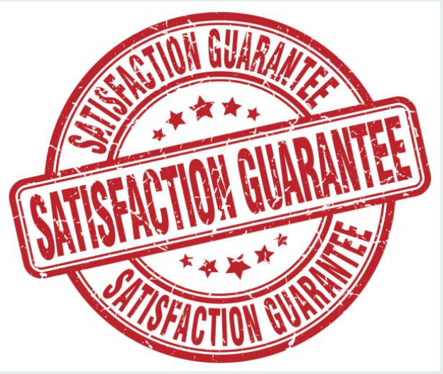 repair satisfaction guarantee
